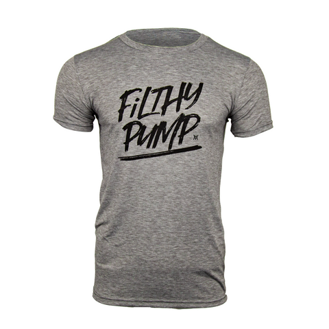 Filthy Pump Triblend Shirt [Grey]