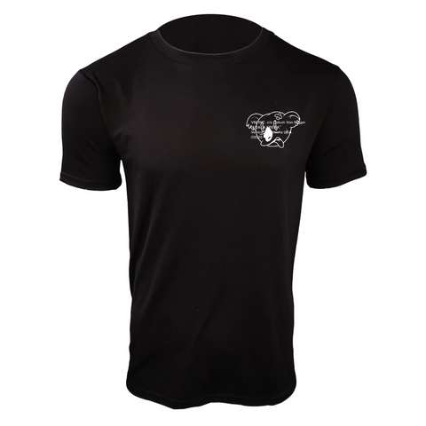 Off Von Moger Shirt [Black]