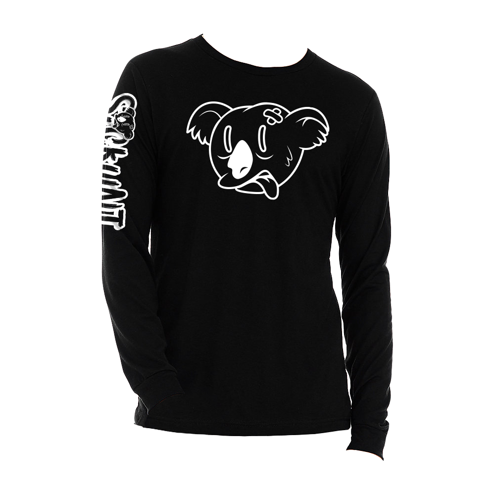 Koala Freak Sickunt Long Sleeve [Black]
