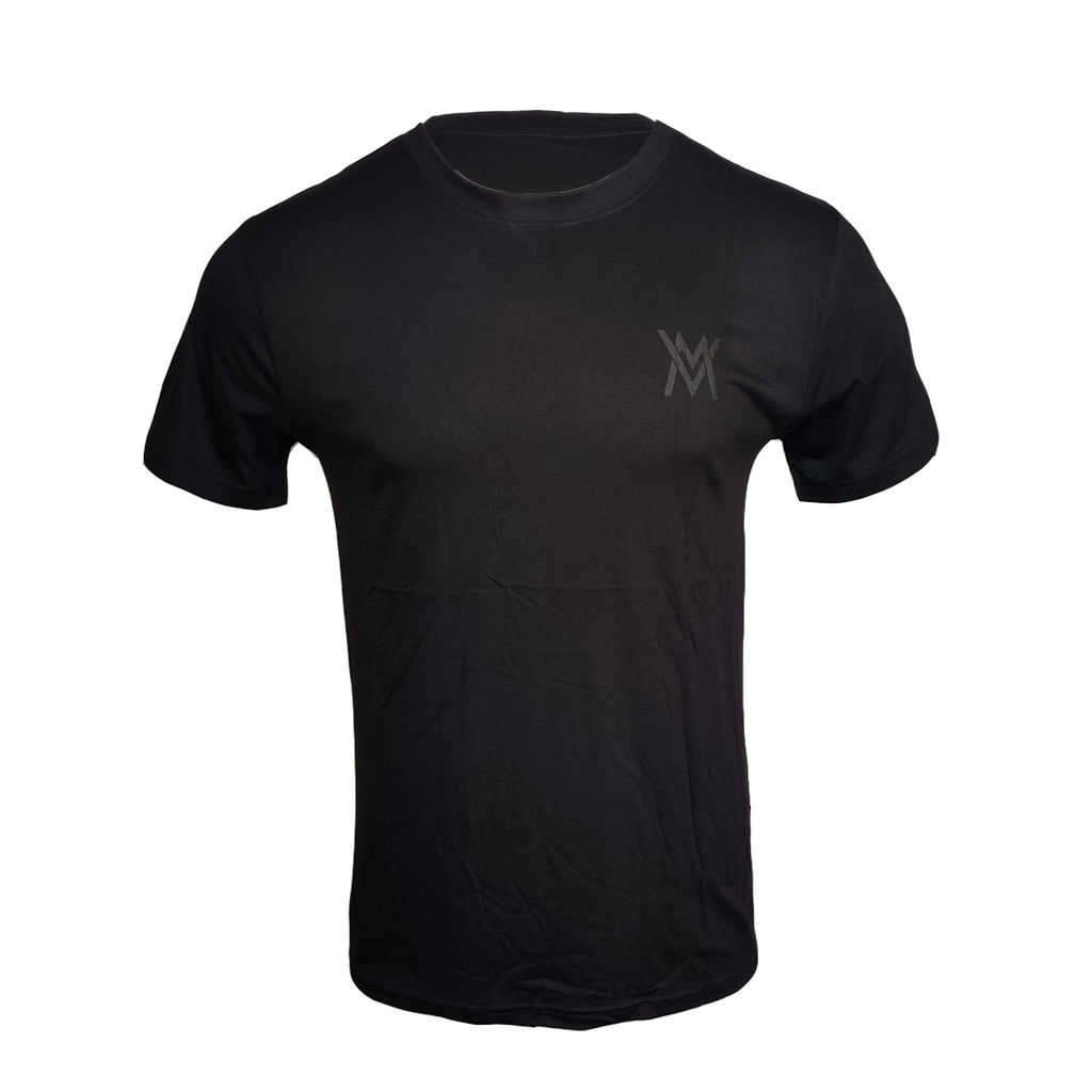 VON MOGER OFFICIAL SHIRT [BLACK/BLACK]