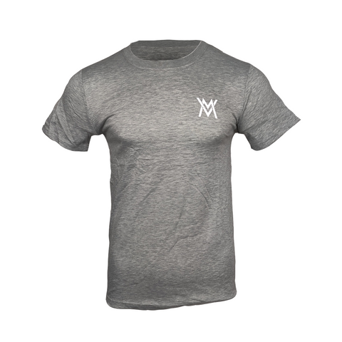 VON MOGER OFFICIAL SHIRT [GREY]