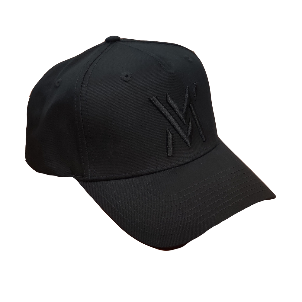 Von Moger A Frame Hat [Blacked Out]