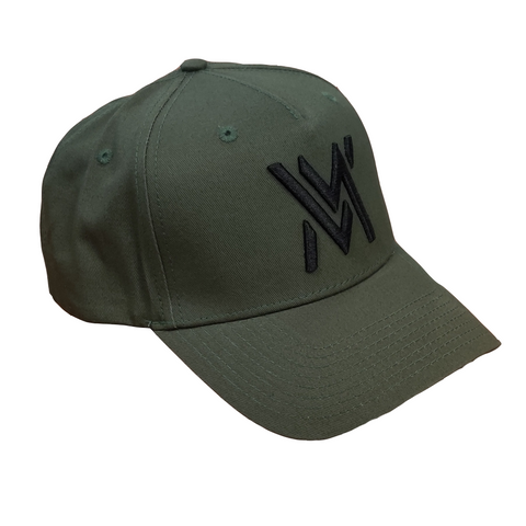 Von Moger A Frame Hat [Forest Green]