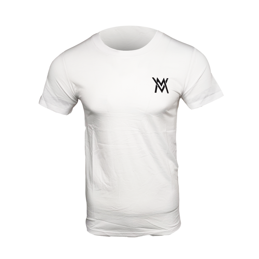 VON MOGER OFFICIAL SHIRT [WHITE]