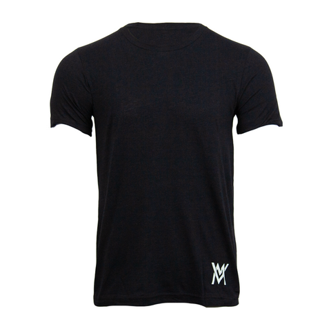 Von Moger Extra Raw Neck Shirt [Solid Black]