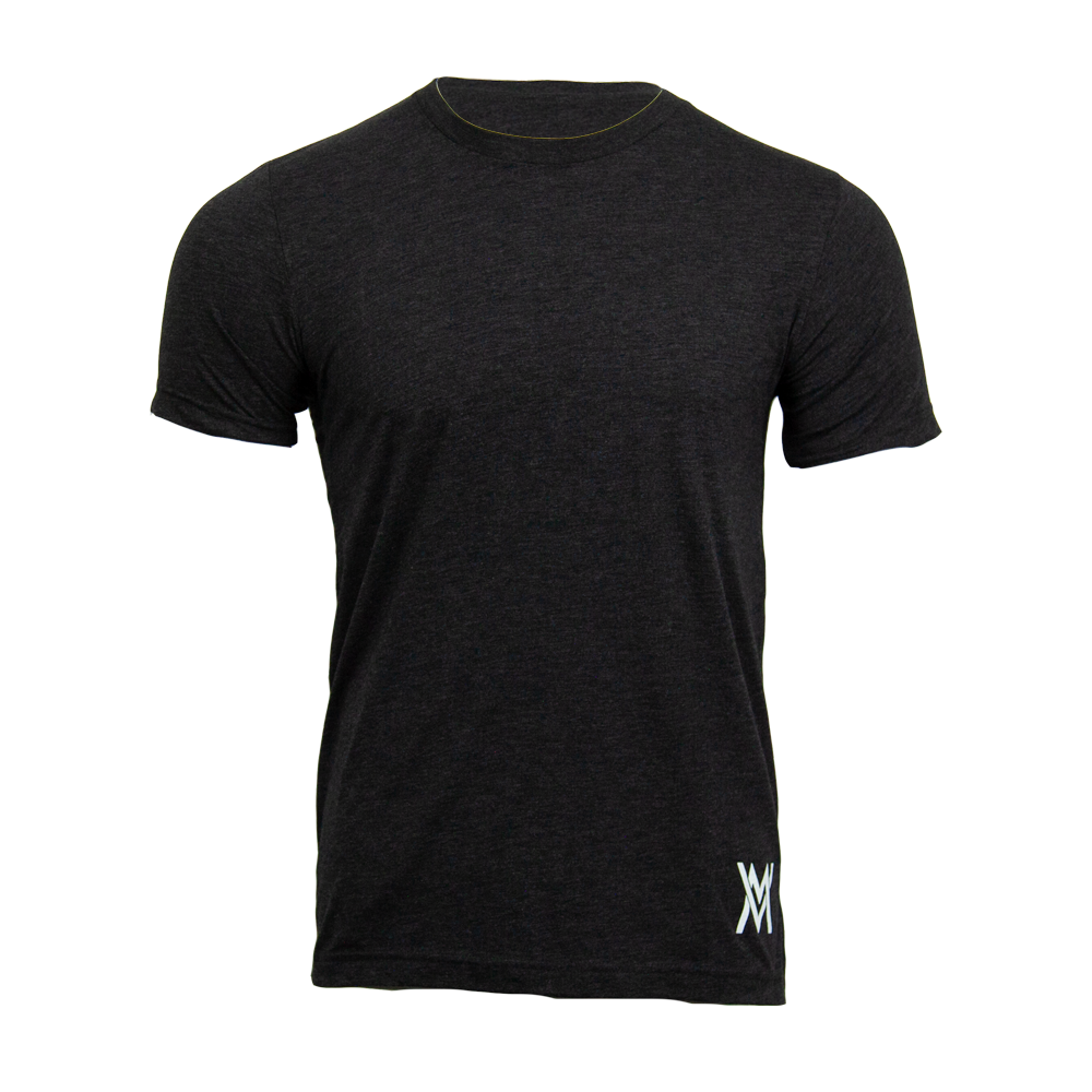 Von Moger Extra Triblend Shirt [Charcoal Black]
