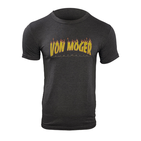 Von Moger Flamer Shirt [Grey]