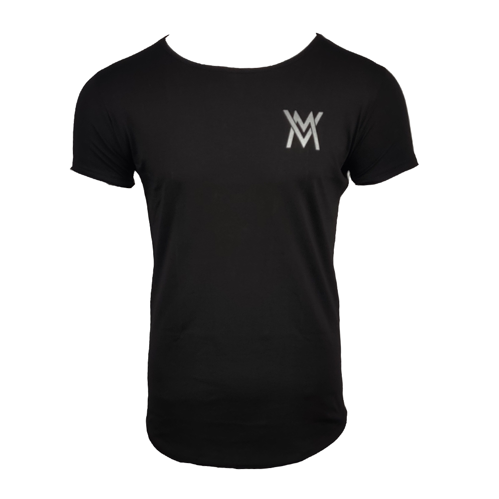 Von Moger Series Athletic Shirt [Black]