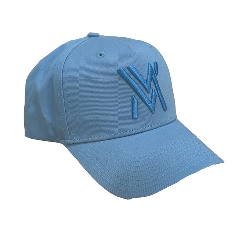 Von Moger A Frame Hat [Light Blue]