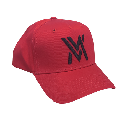 Von Moger A Frame Hat [Bight Red]