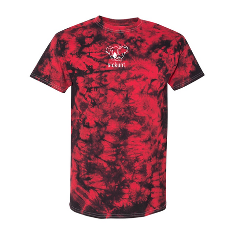 Koala Freak Sickunt Hippie Shirt [Red]