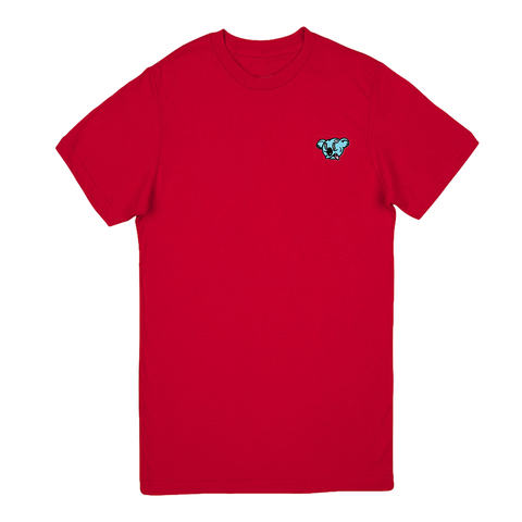 Koala Freak Sickunt Embroidered [Red]