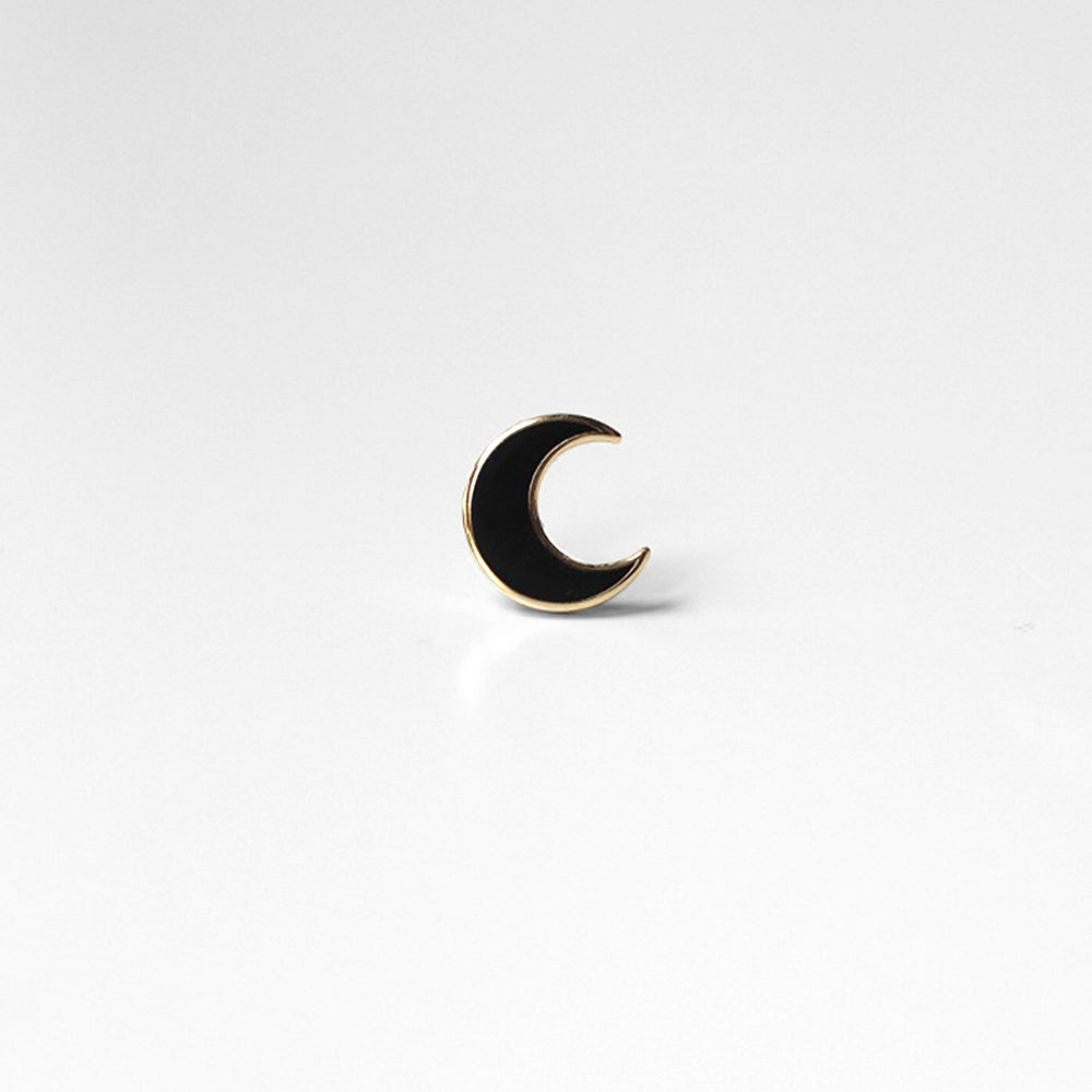 New Moon Pin