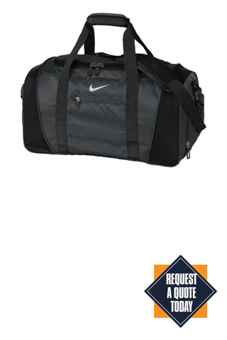Nike Medium Duffel. Tg0241 Anthracite/ Black / Osfa Bags