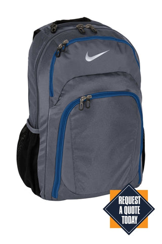 Nike Performance Backpack. Tg0243 Anthracite/ Black / Osfa Bags