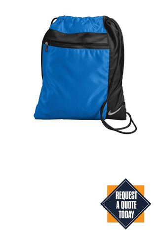 Nike Cinch Sack. Tg0274 Black/ Black / Osfa Bags