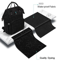 Load image into Gallery viewer, Starry Sky Disney Diaper Bag