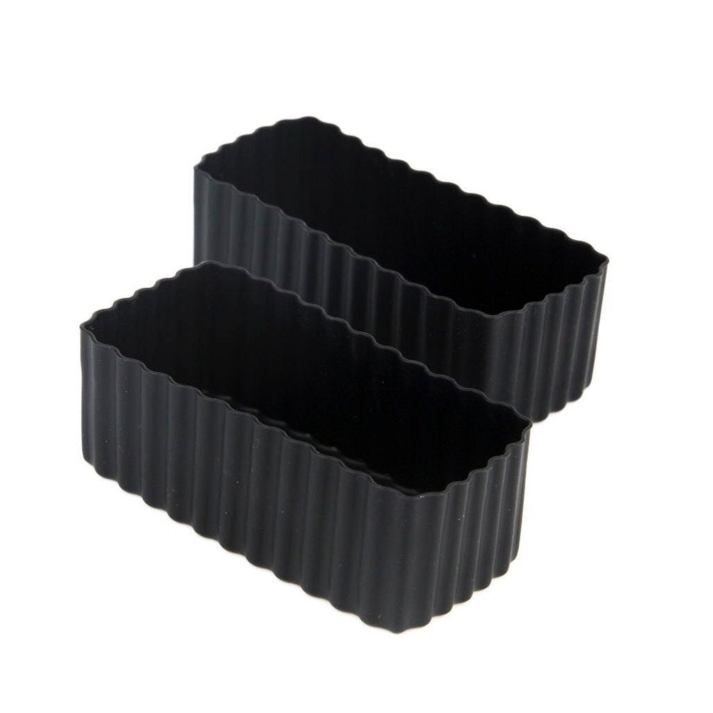 Bento Cups - Silicone Rectangle 2pk