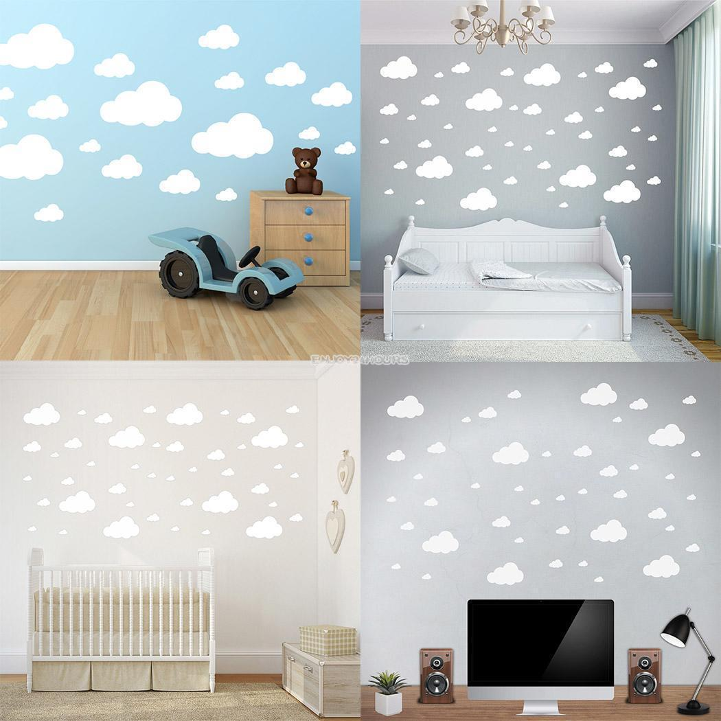 Clouds Wall Decal