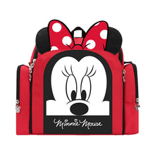 Load image into Gallery viewer, Disney Multifunctional Diaper Bag & Portable Booster Seat