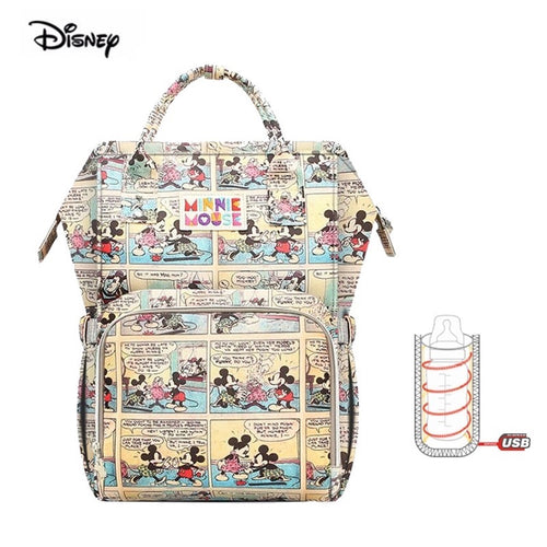 Disney Diaper Bag Town Story