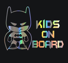 Load image into Gallery viewer, Kids on Board Car Sticker