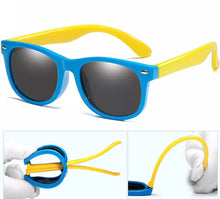 Load image into Gallery viewer, Polarised Flexible Kids Sunglasses