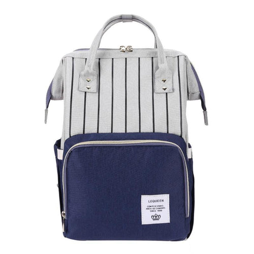 LeQueen Diaper Bag Stripes