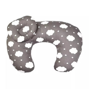 Nursing Pillow with Baby Pillow