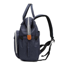 Load image into Gallery viewer, Explora Travel Diaper Bag (more colours available)