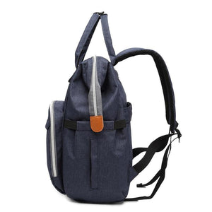 LeQueen Diaper Bag Travel Edition Denim