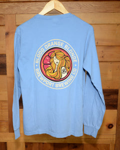 Blood Orange Blonde Long Sleeve