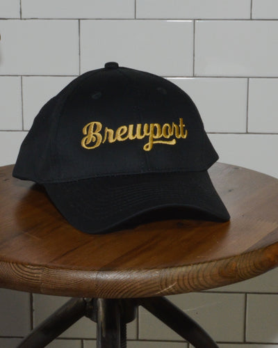 Brewport Ball Cap