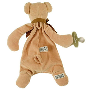Maud n Lil- Cubby the Bear Comforter
