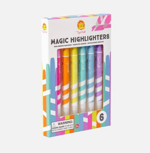 Tiger Tribe- Magic Highlighters