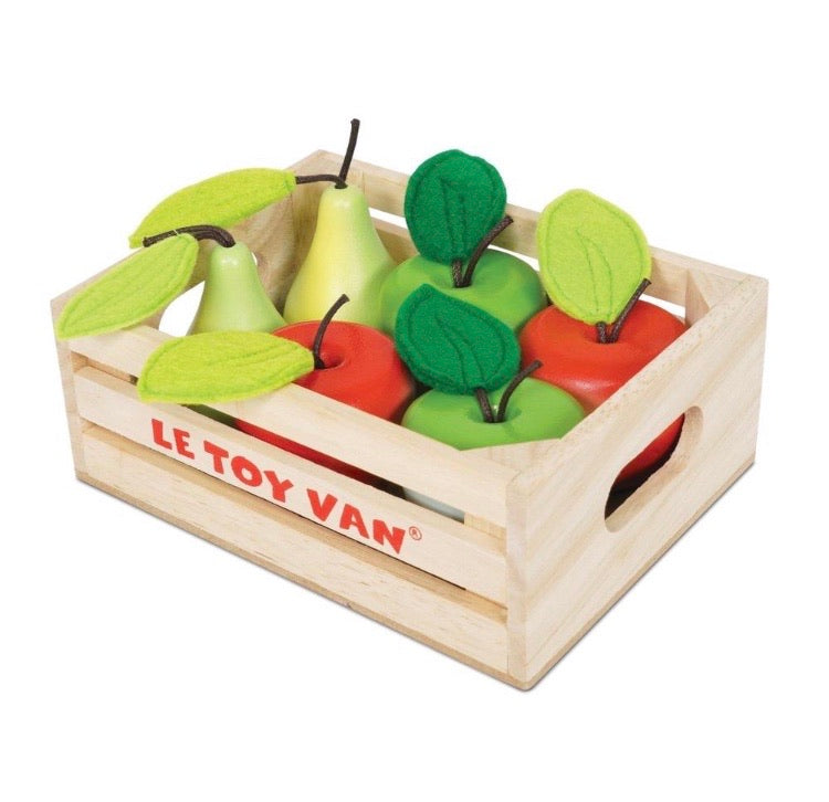 Le toy Van- Apples & Pears Crate