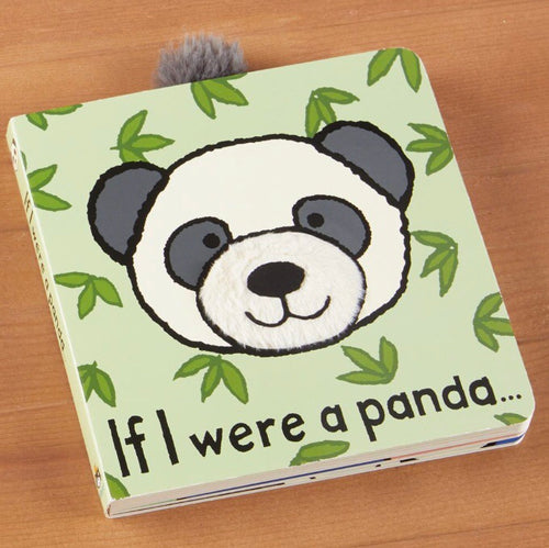 If I were a Panda- Board Book
