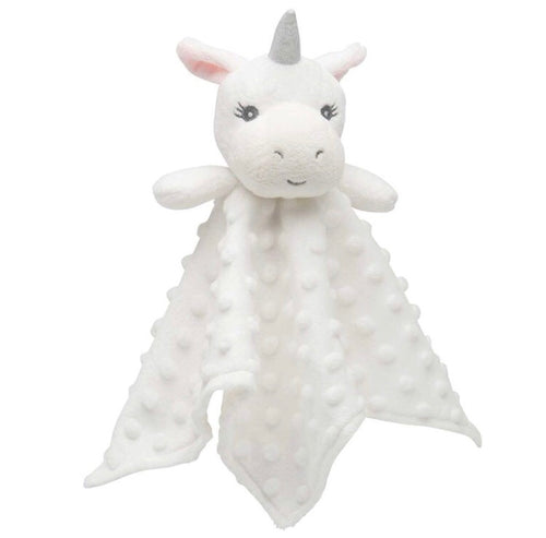 Blankie White Unicorn