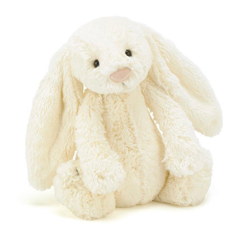 Jellycat- Bashful Cream Bunny