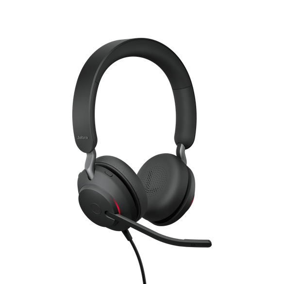 Jabra Evolve2 40 UC Stereo(USB-A) - Wired Headset