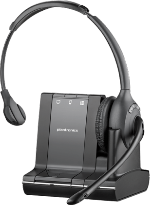 Plantronics Savi W710 Over-the-Head, Monaural