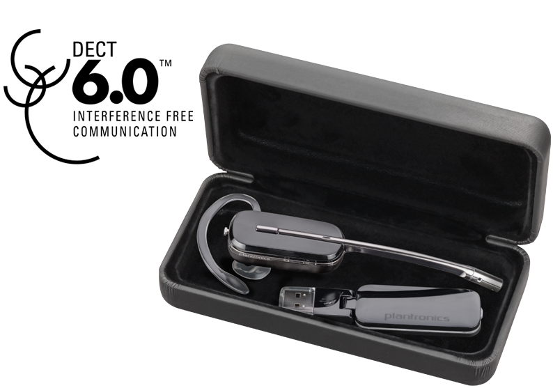 Plantronics Savi W445 Convertible, Unlimited talk time