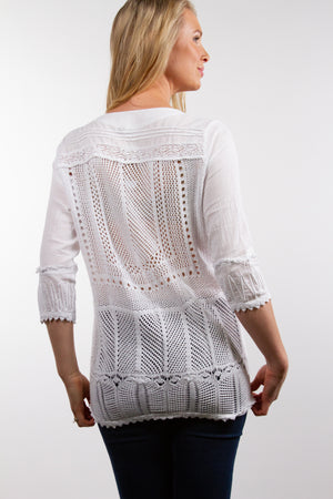 Chaski - Cotton Blouse