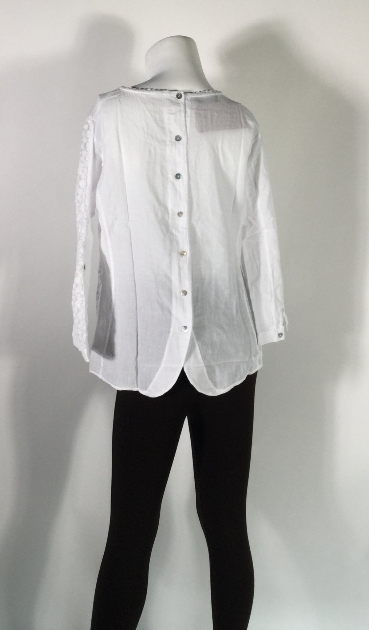Brunilda- Cotton Blouse