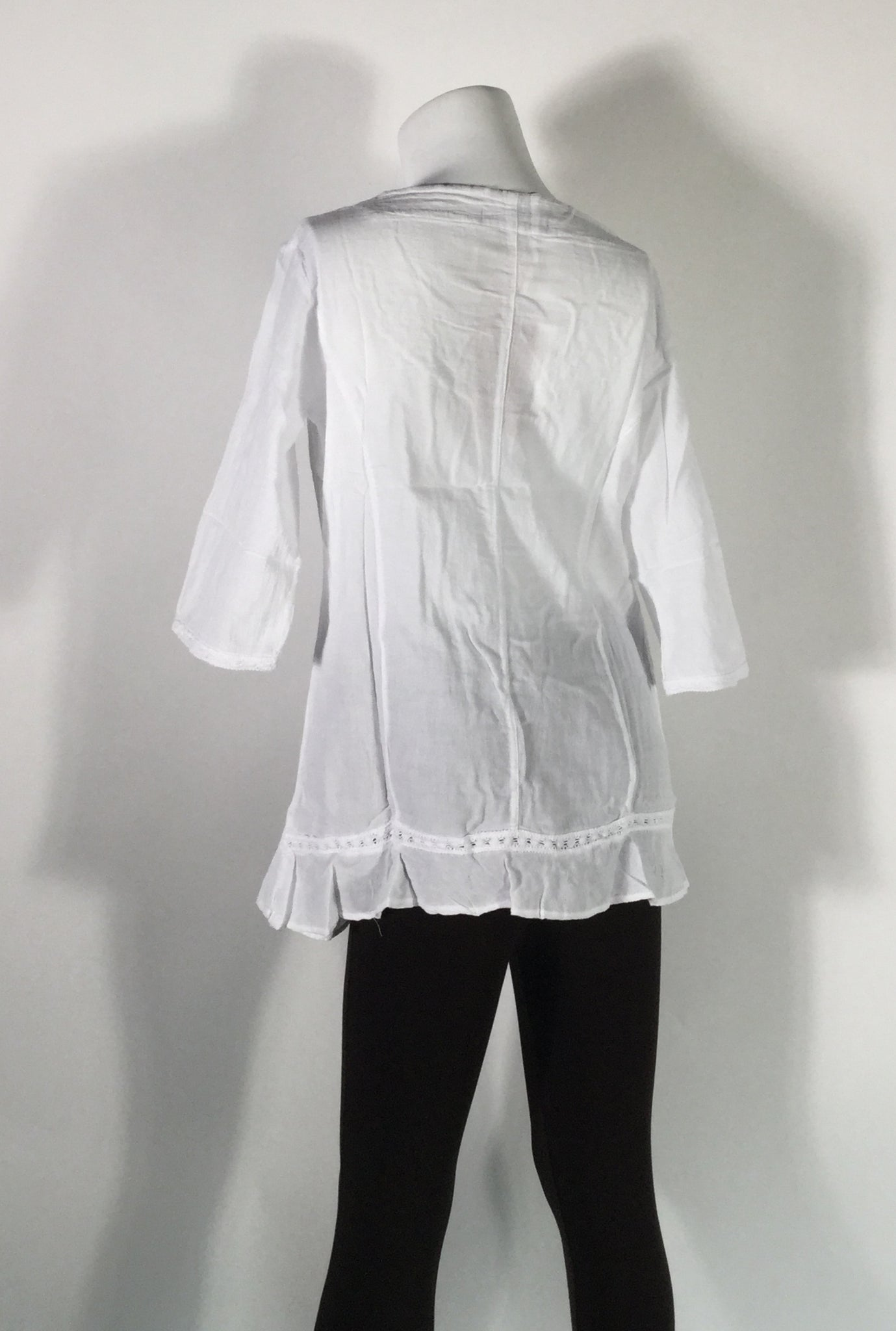 Elena- Cotton Blouse