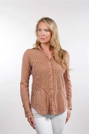 Katuka - Cotton Blouse