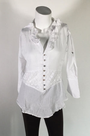 Colca - Cotton Blouse