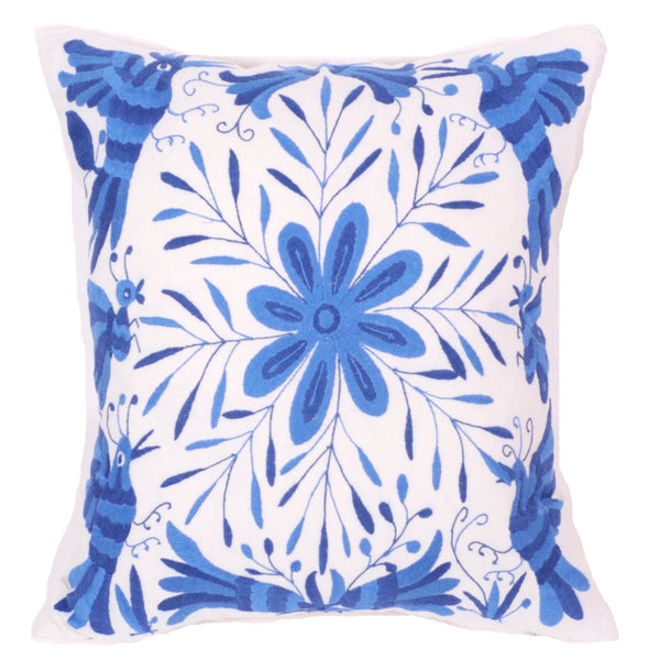 Otomi-Pillow-Blue
