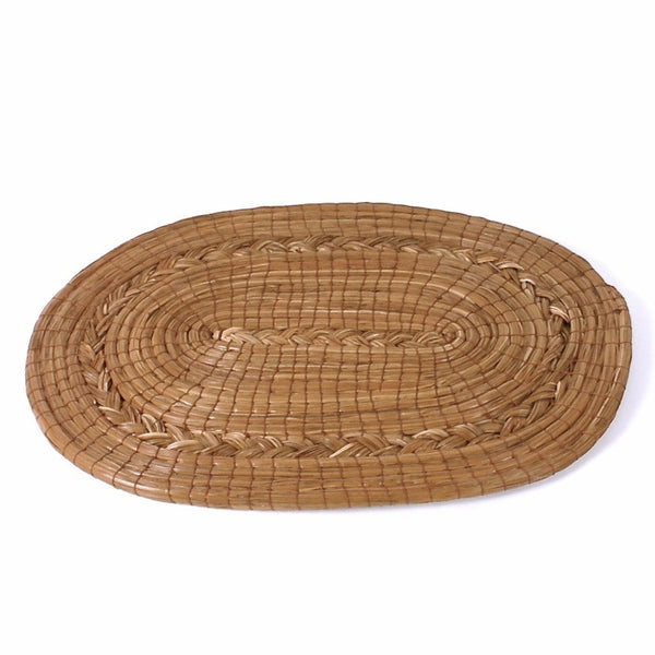 Woven Pine Needle Placemat