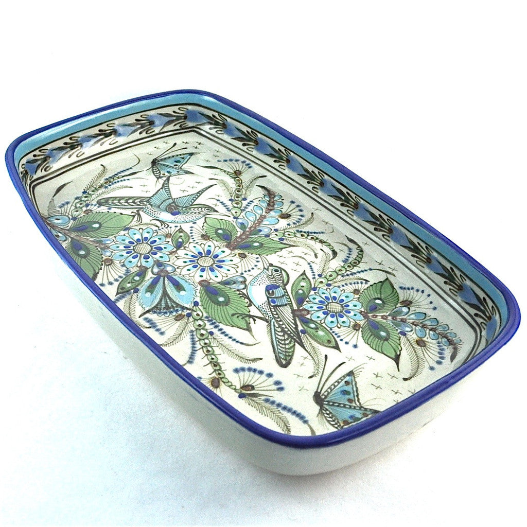 Ken Edwards Collection Series Large Rectangular Tray